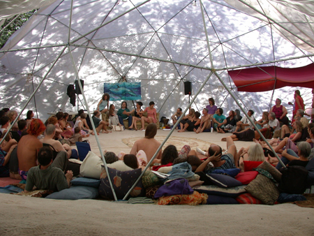 SCw2005OrientationDome